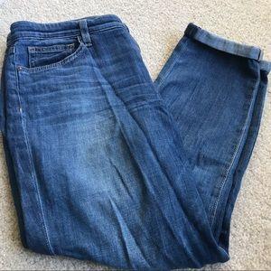 Joe's straight ankle jeans